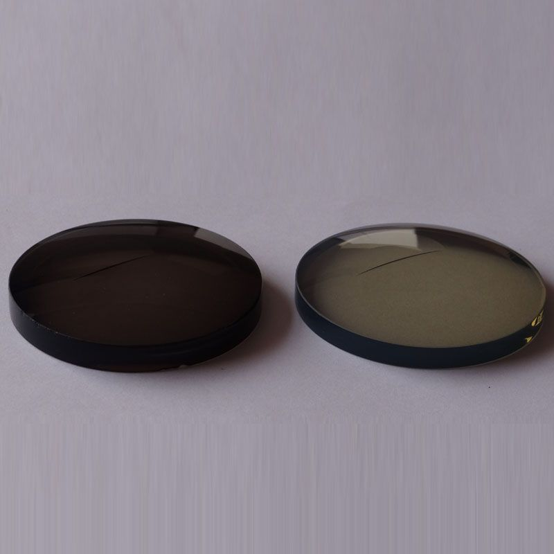 Optical lenses--1.523 Photo Flattop Lens