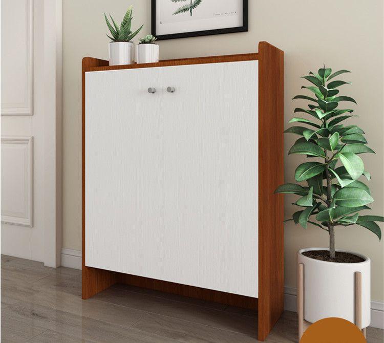 sell simple Modern Panel Shoe Cabinet / Shoe Rack