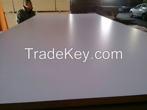 Pure color Impregnated melamine Paper for plywood/MDF/Particleboard/HPL