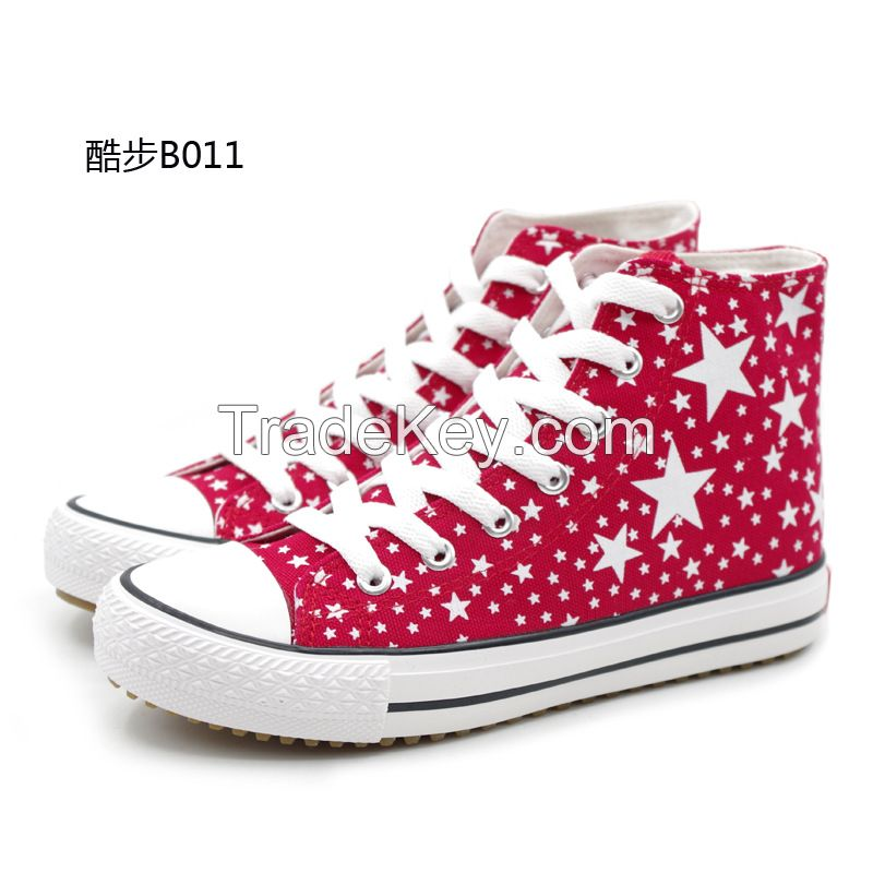 Star Canvas shoes
