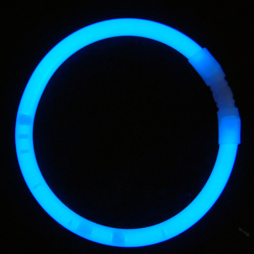 Sell Fluorescent Glowing Silicon Bracelets