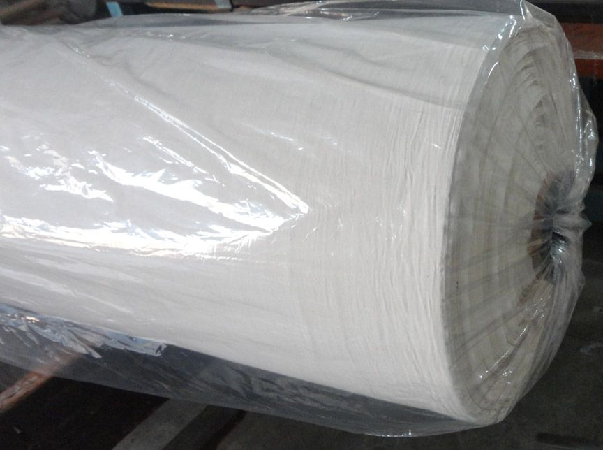 Sell Grey Cotton Fabric