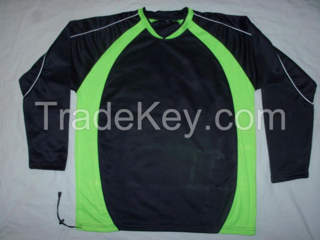 Sublimated jerseys