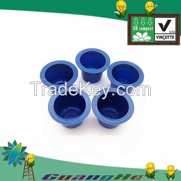 100% biodegradable Nespresso capsule, Nespresso Refillable Capsule set