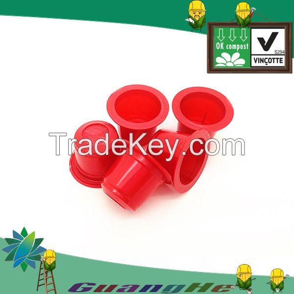Biodegradable coffee capsule, PLA Nespresso Coffee Capsule
