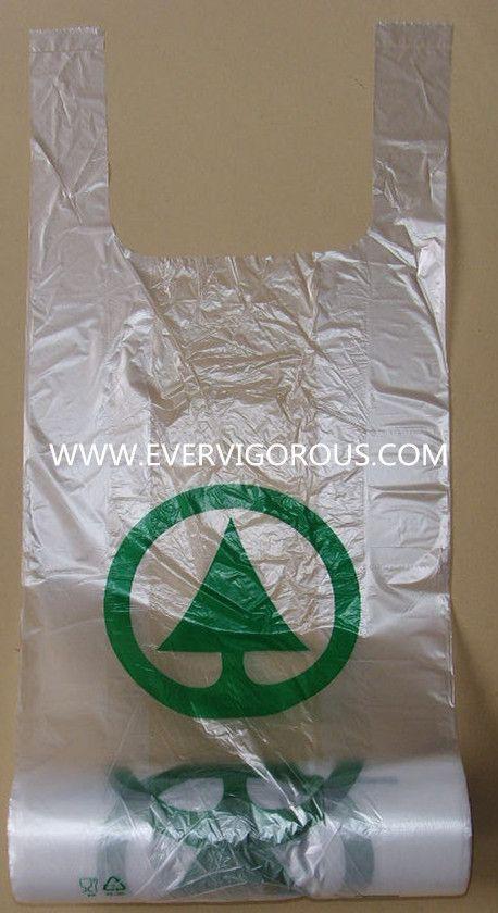 T-SHIRT BAG, CARRIER BAG, HDPE LDPE LLDPE SHOPPING BAG