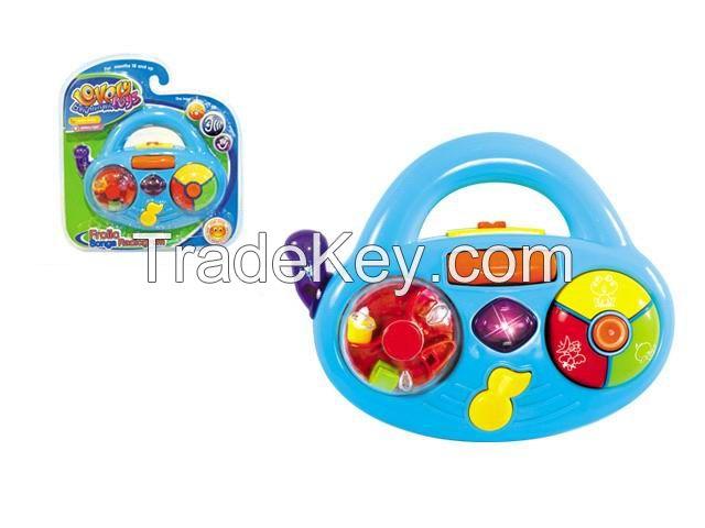 Baby toys electric music cartoon toys machine