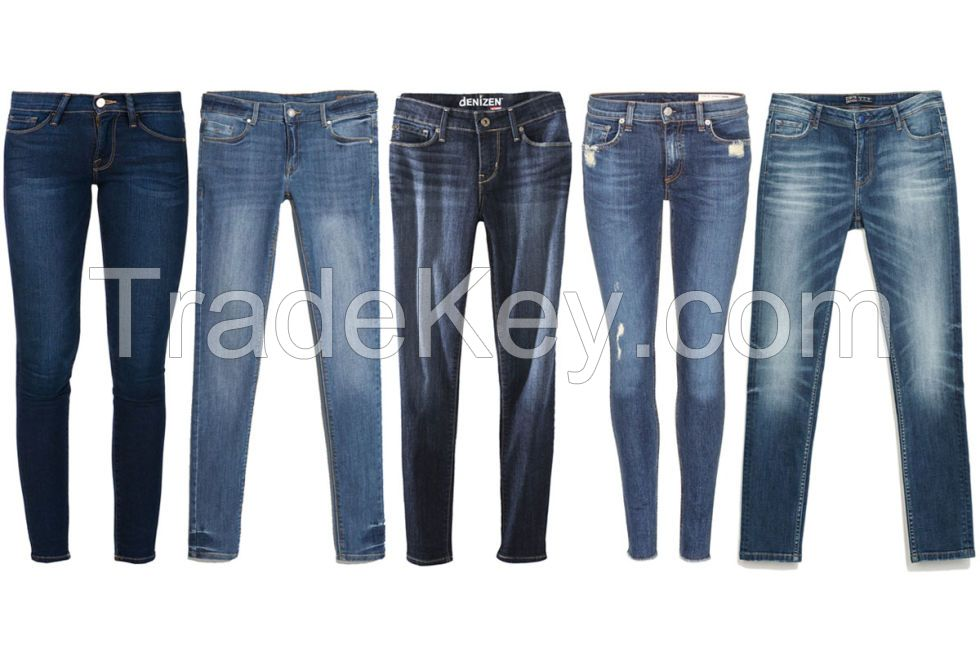 Men and Women Jeans