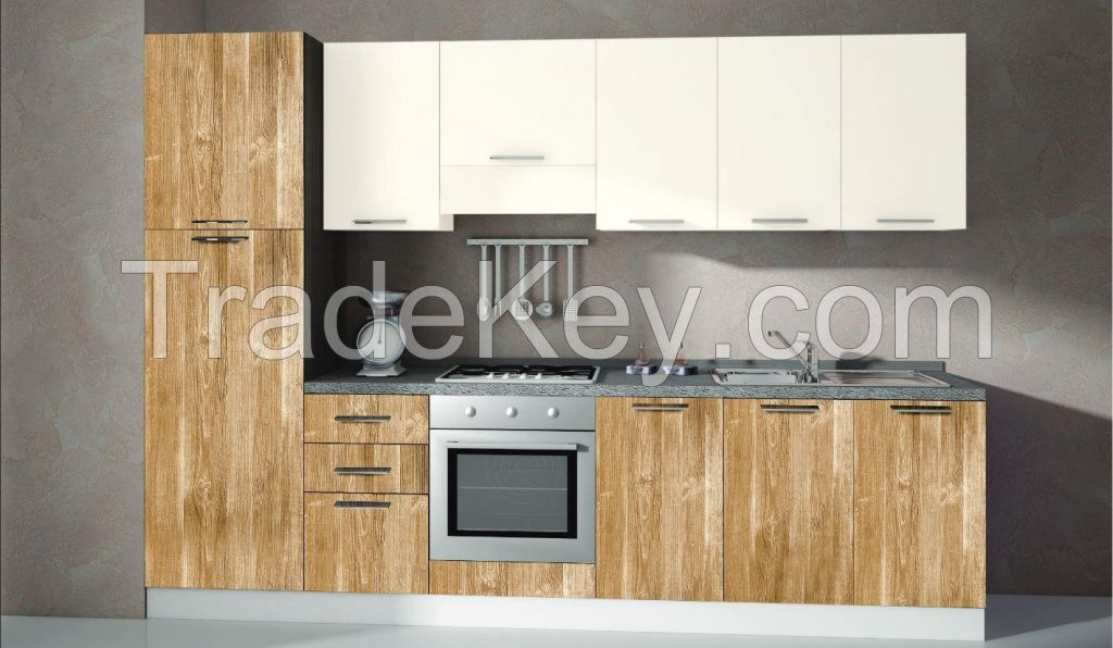 Kitchen Cabinets in MDF