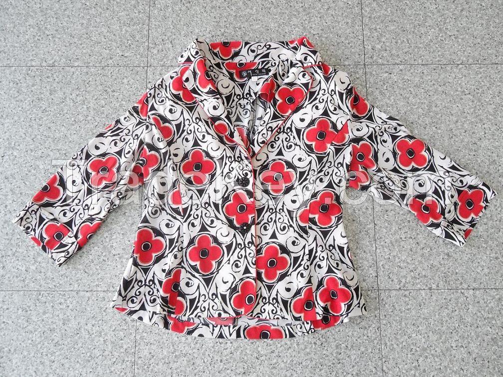 Ladies Sprong & Autumn Jackets, Used Clothing