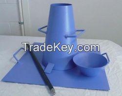 Slump Cone Apparatus Manufacturer in Chennai, Madurai, Trichy, Tirunelveli, Coimbatore, Nellore