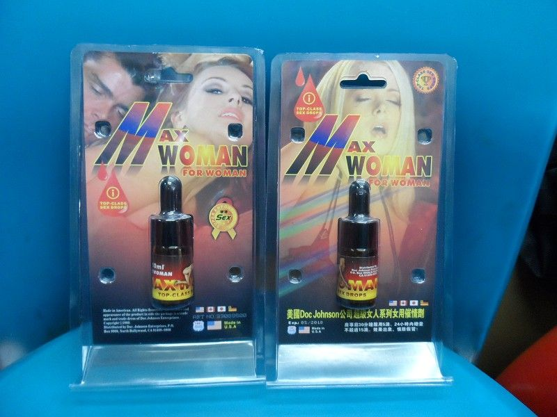 Max Woman Top Class Sex Drops Female Sexual Enhancement Pills Without Side  Effects