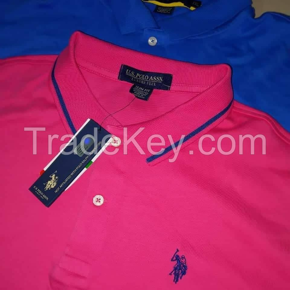 Mens US Polo T-Shirt Sell Offer