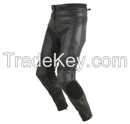 motor bike  leather pant