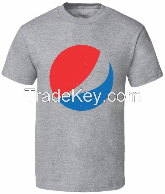 Promotional T Shirt/Custom T-Shirt/Printed Basic TShirt