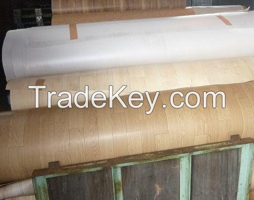 PVC Flooring Stock Lot