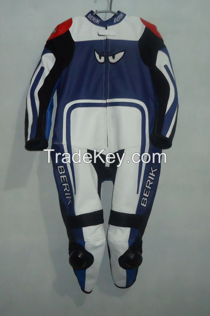 Motorcycle Racing Suits, Textile Jackets, Leather Gloves, Racing