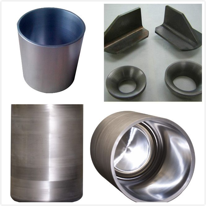 Tungsten/molybdenum Carbide Crucible customization