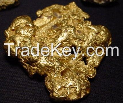 GOLD DUST / GOLD BARS