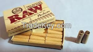 RAW SMOKING ROLLING PAPERS