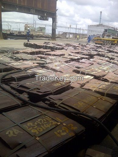 Sell Copper Cathodes, Colbat Cathodes and Gold