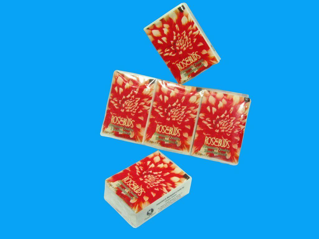Mini-Pocket Tissue