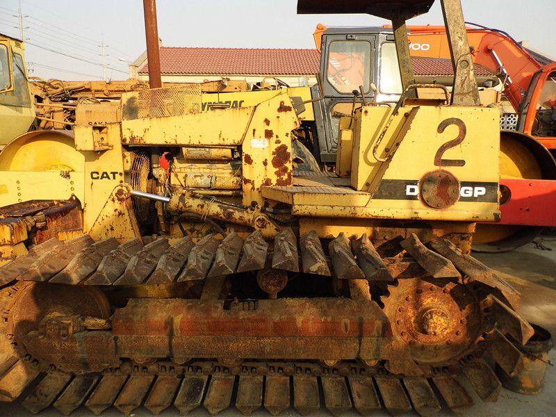 Used CAT D4C LGP Bulldozer sale original japan caterpillar bulldozer