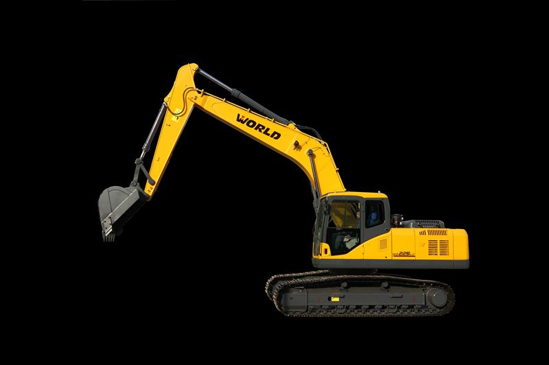 New World W2225LC-8 Excavator sale made in china new excavator