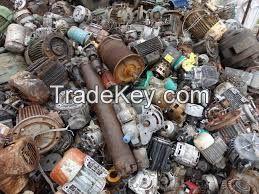 Electric Motors Scrap