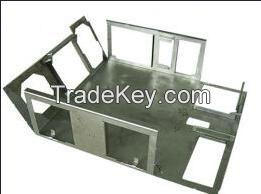 Stamping Steel Part, Laser Cutting Metal Part