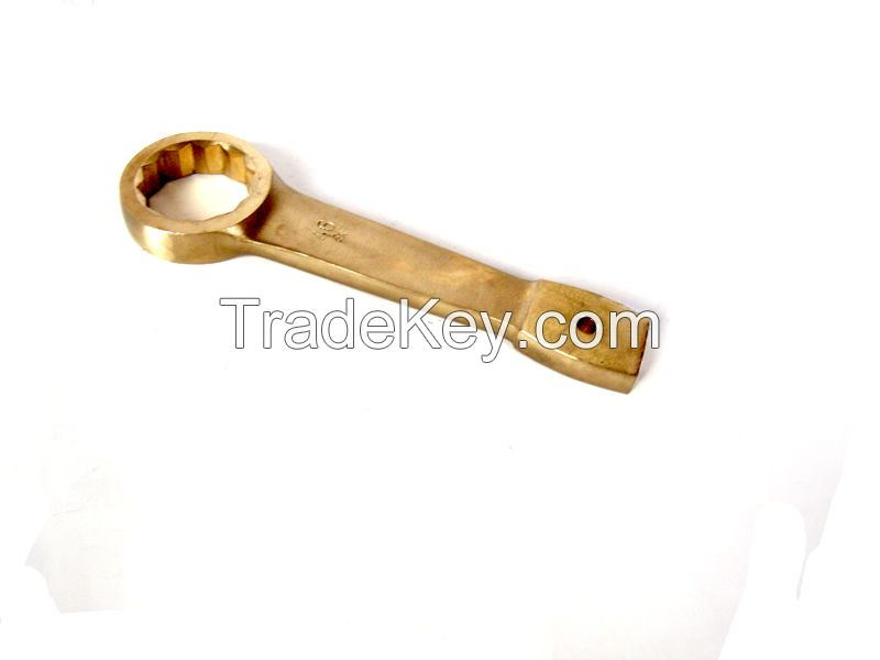 Sell Copper Alloy Striking Box End Wrench, Safety Tool