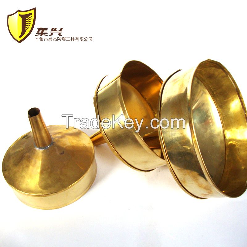 Sell Non sparking Brass oil funnel, industrial tools