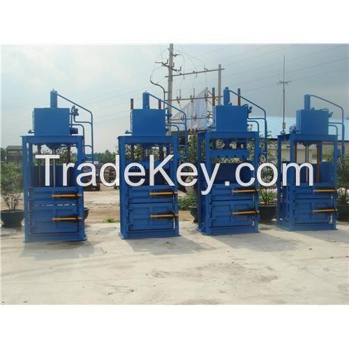 hydraulic  press bailing machines