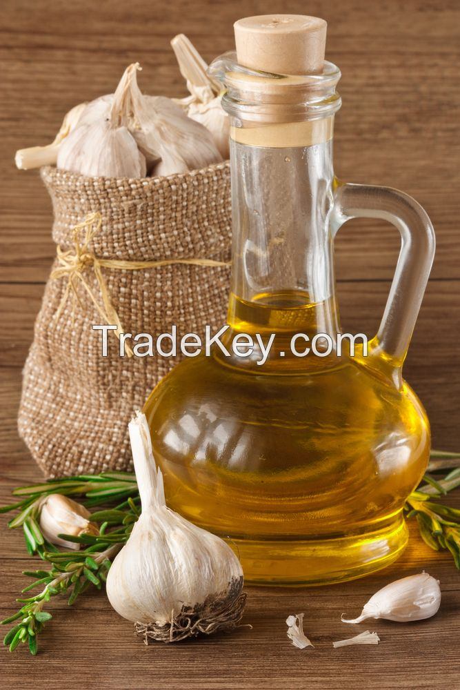 Garlic Oil Softgel Health Food Supplement