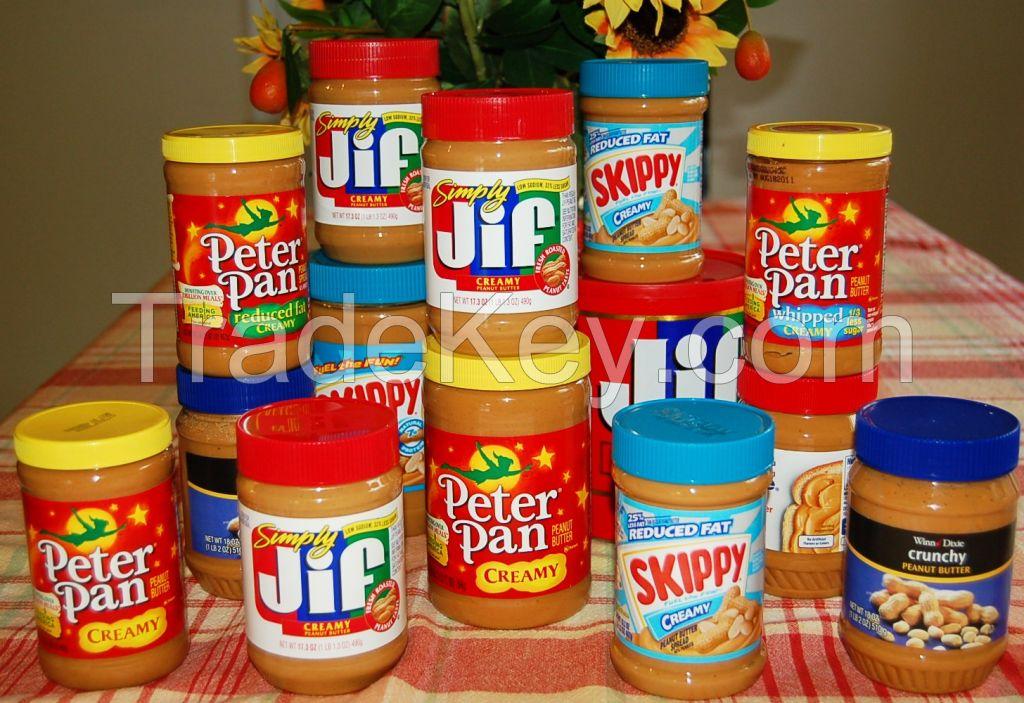 bulk peanut butter brands for sell