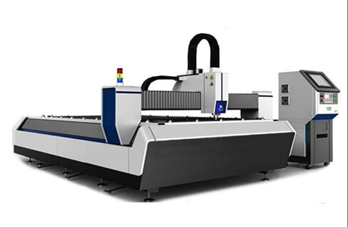 China Factory Price Open Type CNC Fiber Laser Cutting Machine for Sale