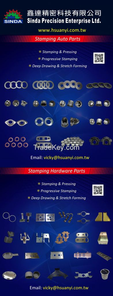 Metal Stamping / Pressing / Punching Work;Stamping Auto Parts / Special Washers;Stainless Steel Stamping Hardware Parts;Customized Metal Cabinets