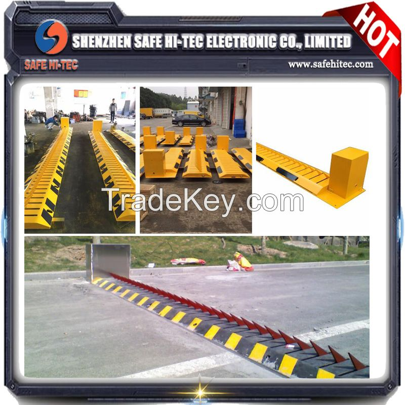 Automatic Road Safety Barriers Tyre Killer for Vehicle Heavy Duty Trampled