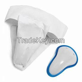 Boxing/ MMA/ Muay Thai Groin Guard Adult Abdominal Protection