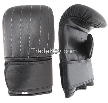 Boxing MMA Muay Thai Training Punching Bag Half finger mitts