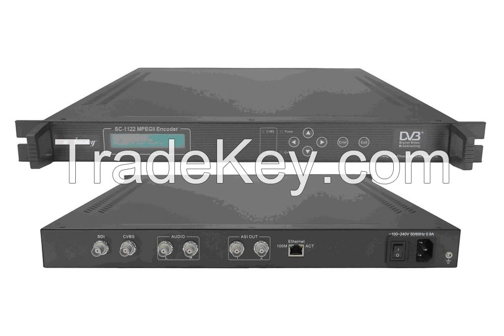 MPEG-2 SDI Encoder