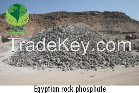 Rock phosphate with grades in between 18 - 31% P2O5