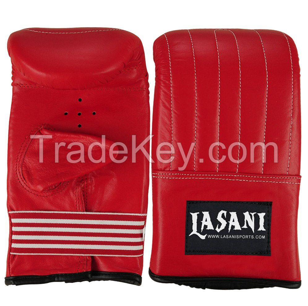 Punching Bag Gloves , Leather , Synthetic leather