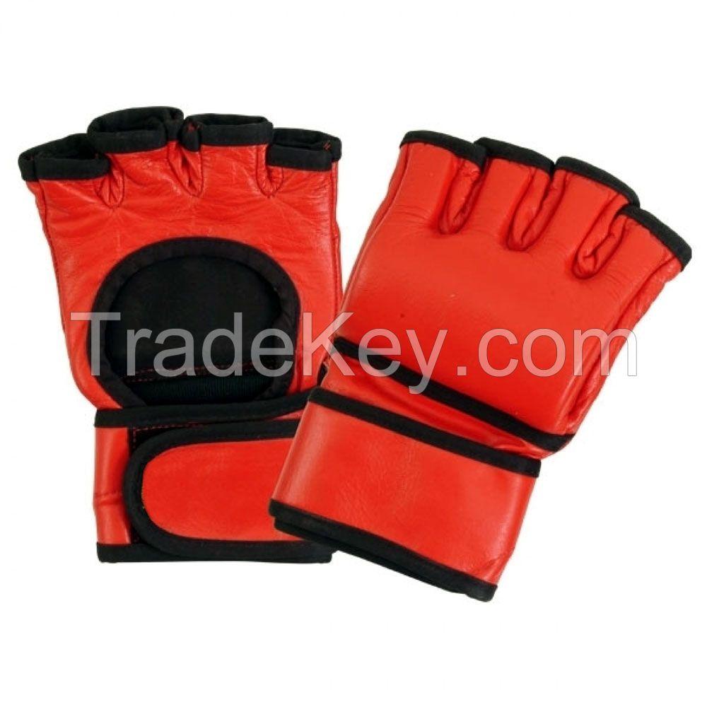 UFC MMA Gloves , 4 oz - 06 oz MMA Gloves , Leather mma gloves, fight gloves