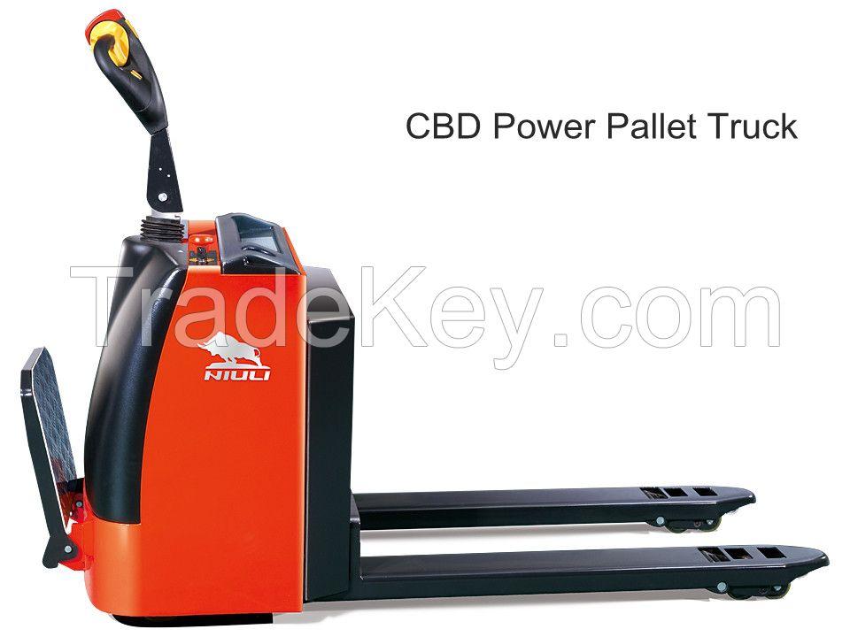 Sell  Power Pallet Truck