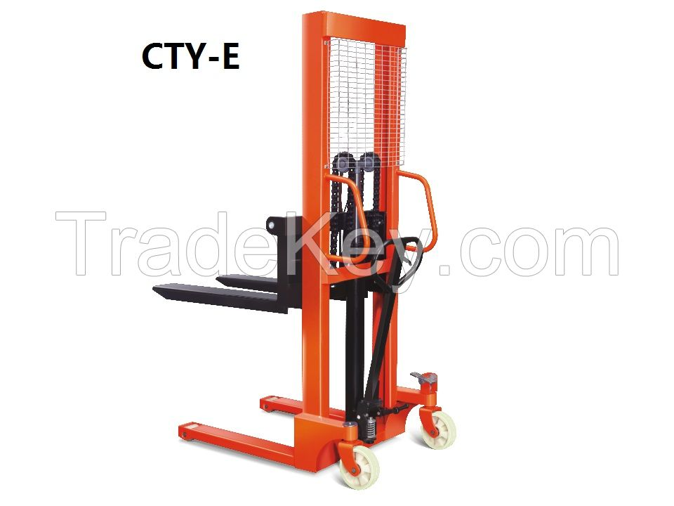 Sell CTY-E hand stacker