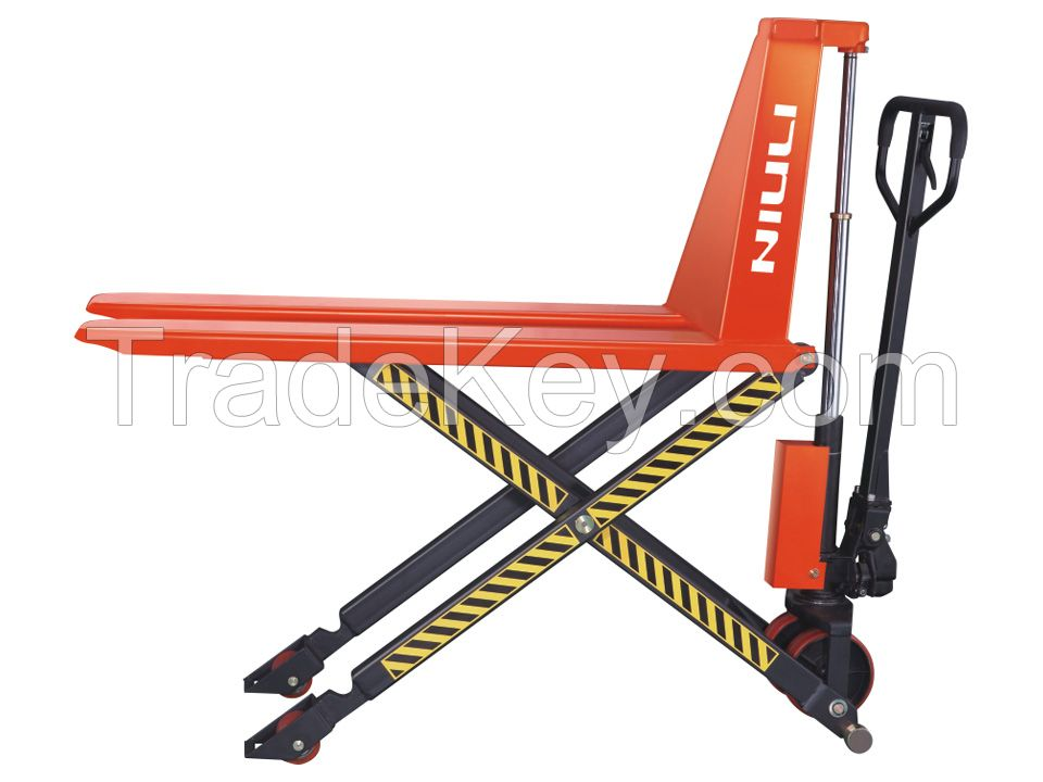 Sell Scissor Lift Pallet Truck