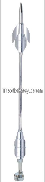 Active Lightning Rod