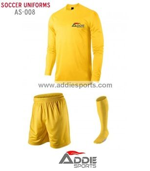 Soccer Uniform 100% polyester Addie Sports Cheap Track suits
