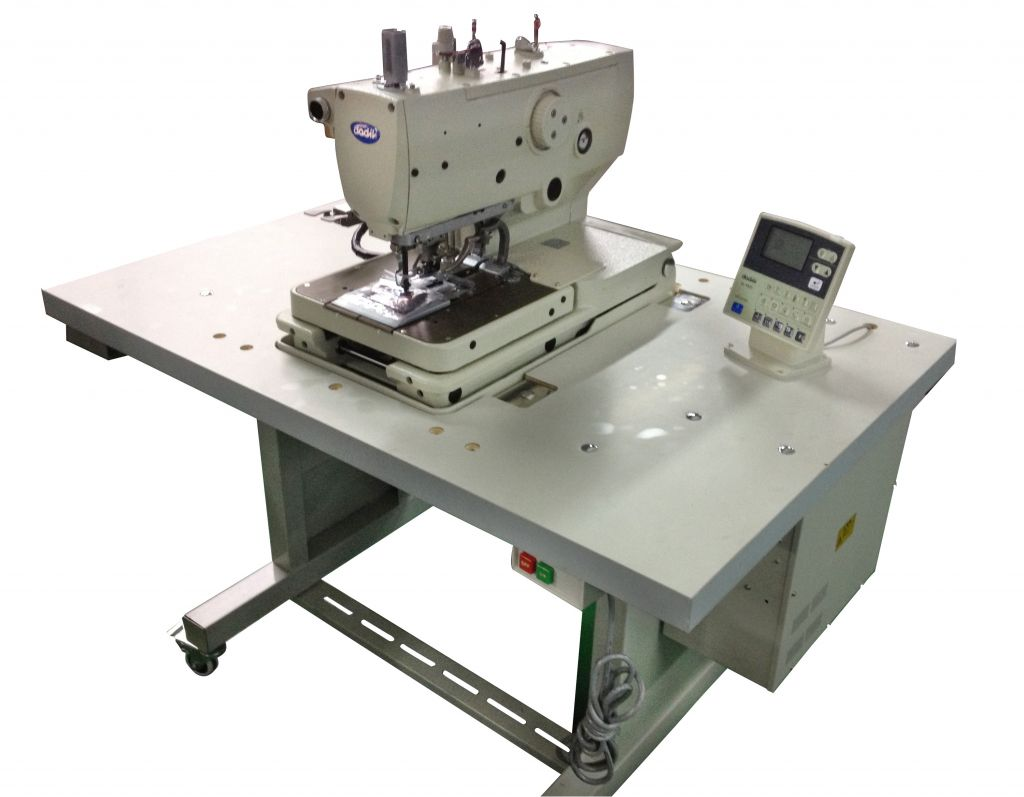 Sell Computer controled round buttonhole machine DL-9820